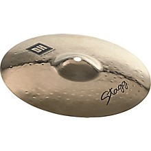 DH Dual-Hammered Brilliant Medium Splash Cymbal 12 in.
