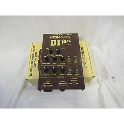 Dean Markley DI Max Direct Box