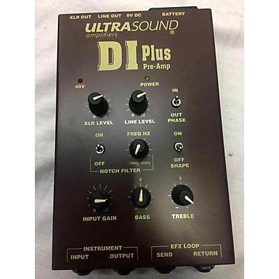 Ultrasound DI Plus Pre Direct Box