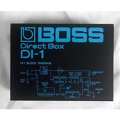 Boss DI1 Direct Box