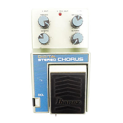 Ibanez DIGITAL STEREO CHORUS Effect Pedal