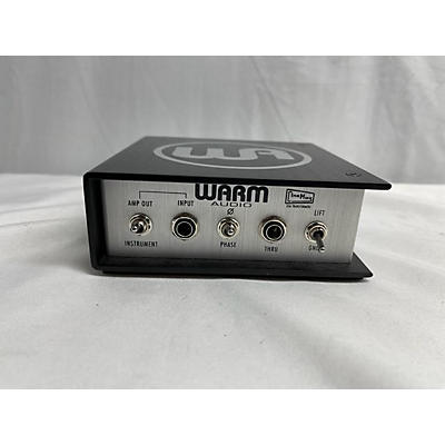 Warm Audio DIRECT BOX PASSIVE Audio Converter