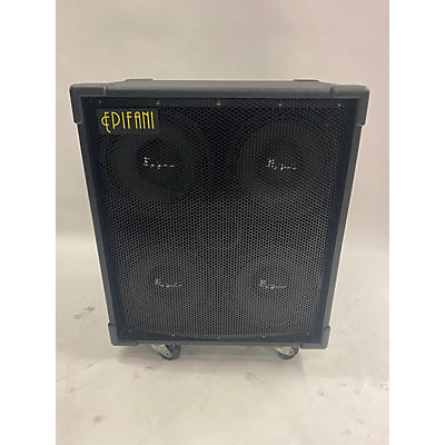 Epifani DIST410 Bass Cabinet