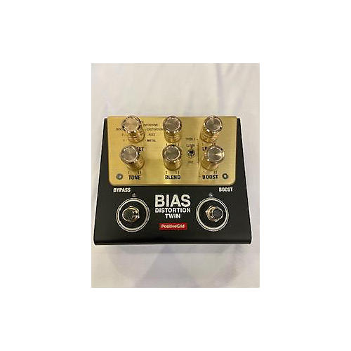 Positive Grid DISTORTION TWIN Effect Pedal