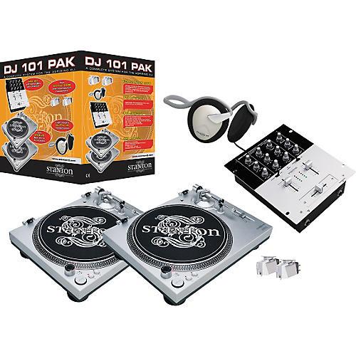 Stanton DJ 101 Starter Pak