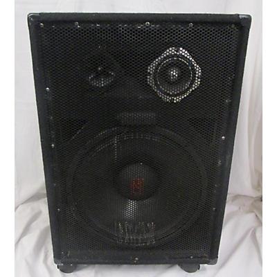 DFX Professional Audio DJ-1502 Unpowered Speaker