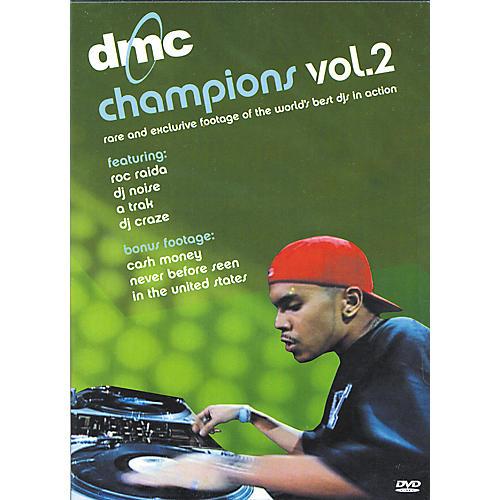 DMC DJ Champions Volume 2 DVD
