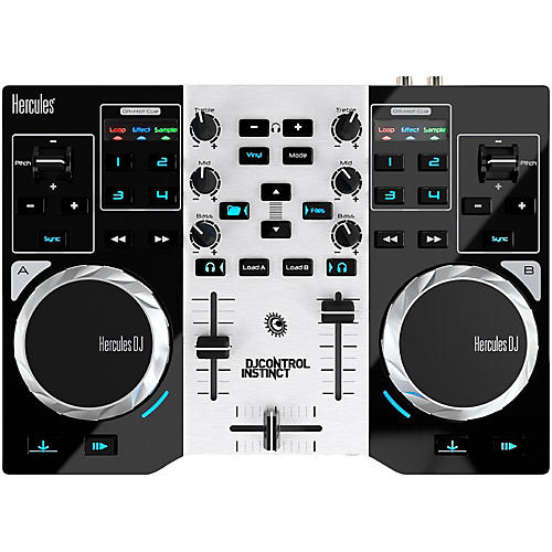 Hercules DJ DJ Control Instinct S Party Pack