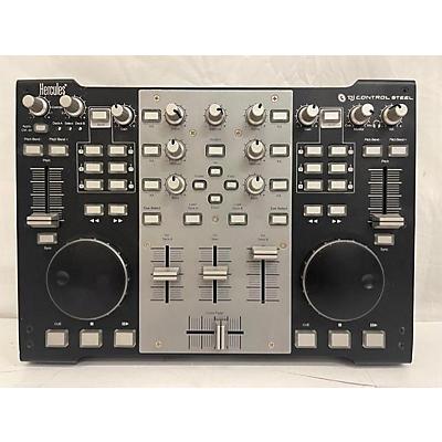 Hercules DJ DJ Control Steel DJ Controller