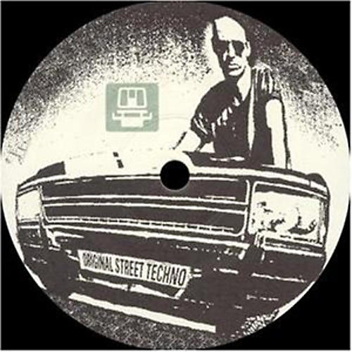 Alliance DJ Hell - Original Street Techno EP