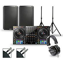 DJ Package with DDJ-1000 Controller and Alto TS3 Series Speakers 15
