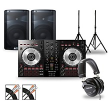 DJ Package with DDJ-SB3 Controller and Alto TX2 Series Speakers 10