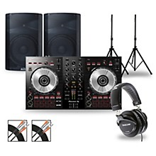 DJ Package with DDJ-SB3 Controller and Alto TX2 Series Speakers 12