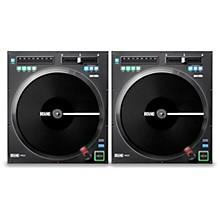RANE DJ Package with TWELVE Motorized DJ Battle MIDI Controller Pair