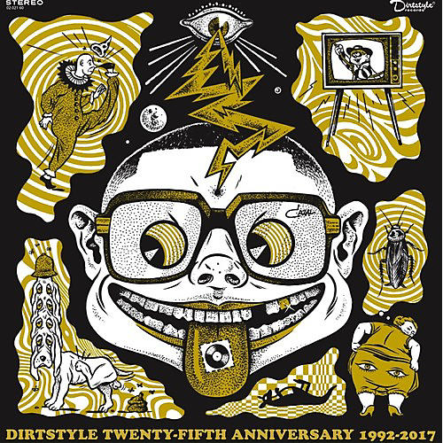 Alliance DJ QBert - Dirtstyle 25th Anniversary