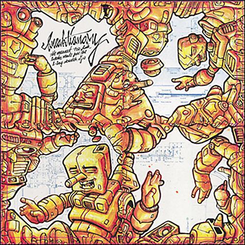 Thud Rumble DJ Qbert Breaktionary Vol. 4 - Vinyl Record