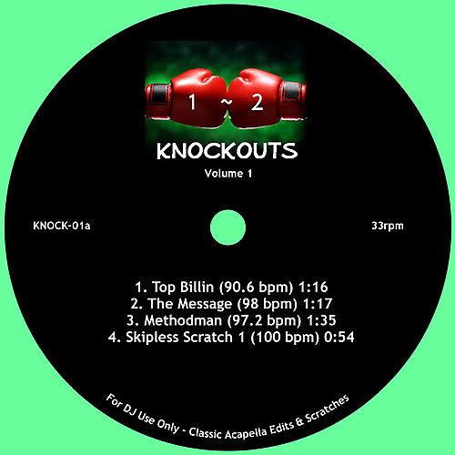 Alliance DJ Sausage Fingaz - 1-2 Knockouts Vol. 1