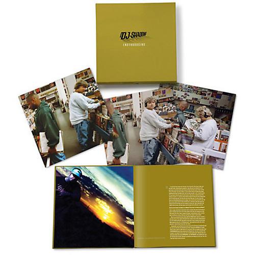 Alliance DJ Shadow - Endtroducing: Deluxe Edition