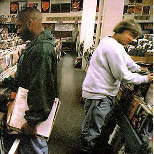 Alliance DJ Shadow - Endtroducing