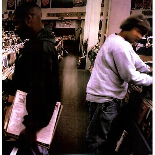Alliance DJ Shadow - Entroducing