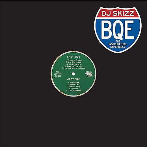 Alliance DJ Skizz - The Brooklyn-queens Experience Instrumentals