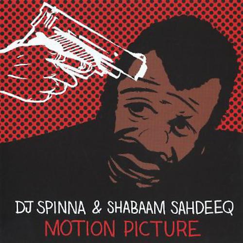 Alliance DJ Spinna - Motion Picture