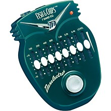 Open Box Danelectro DJ14 Fish and Chips 7-Band EQ Pedal