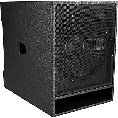 "BASSBOSS DJ18S Powered 18"" Subwoofer"