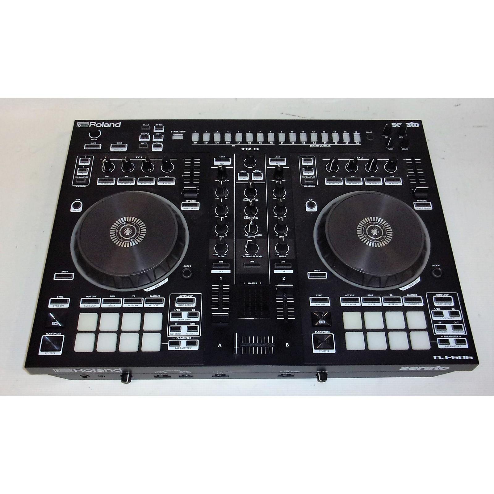 Roland DJ505 DJ Mixer