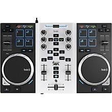 Open BoxHercules DJ DJControl Air S DJ Controller Party Pack with LED Light
