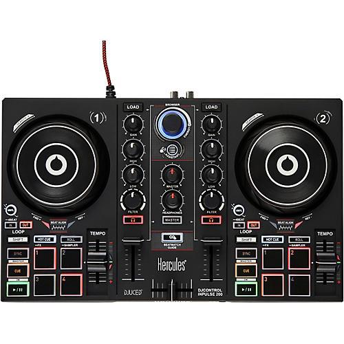 Hercules DJ DJControl Inpulse 200 DJ Controller Condition 1 - Mint