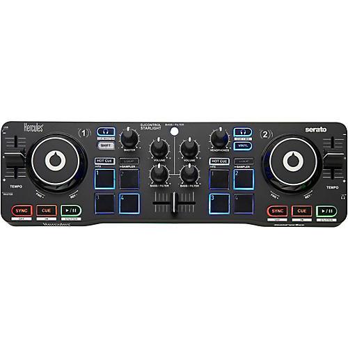 Hercules DJ DJControl Starlight Controller for Serato DJ Lite Condition 1 - Mint