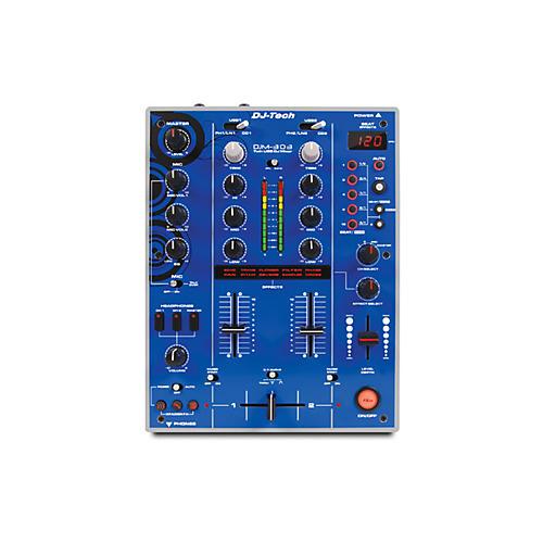 DJ TECH DJM-303 2-Channel DJ Mixer