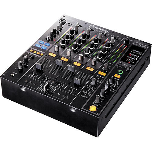 pioneer djm 800 professional dj mixer musician s friend rh musiciansfriend com Pioneer Midi Mixer Pioneer CDJ 2000 Mixer