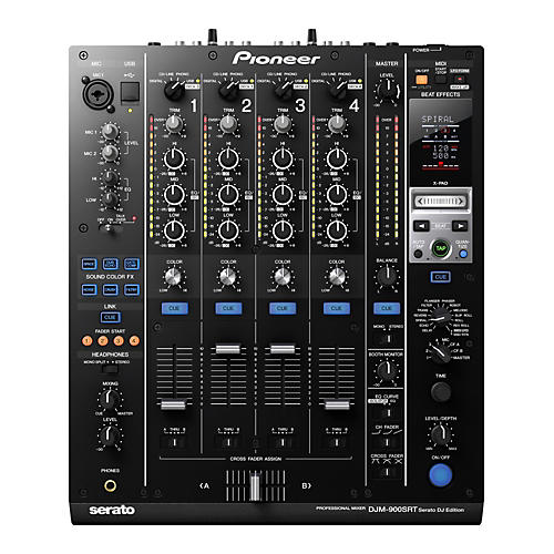 Pioneer DJM-900SRT Serato DJ Mixer