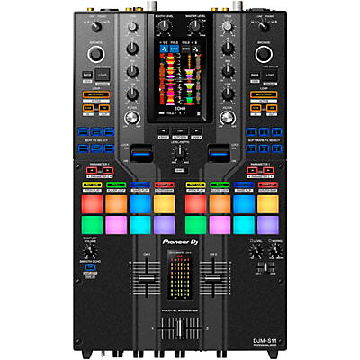Pioneer DJM-S11-SE Limited Edition 2-Channel Battle Mixer for Serato DJ & rekordbox with Performance Pads