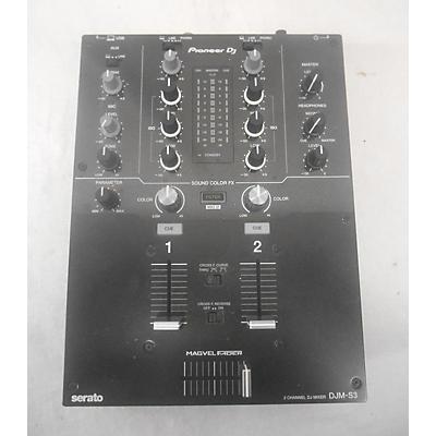 Pioneer DJ DJM-S3 DJ Mixer