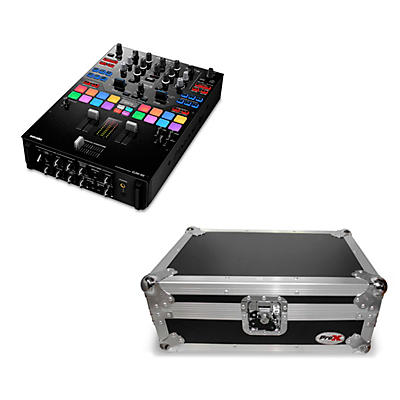 Pioneer DJM-S9 2-Channel Serato DJ Battle Mixer with Case