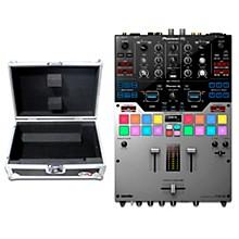 Pioneer DJM-S9 Silver 2-Channel Serato DJ Battle Mixer with Case