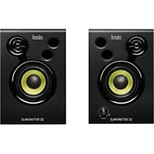 Open BoxHercules DJ DJMonitor 32 Active Studio Monitors