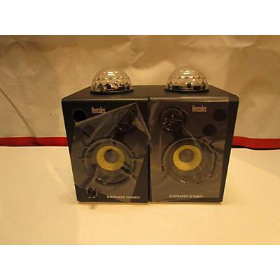 Hercules DJ DJSpeaker 32 Powered Monitor