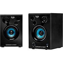 Hercules DJ DJSpeaker 32 Smart 15W 3″ Powered Speakers - Pair