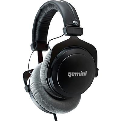 Gemini DJX-1000 Professional Monitoring Headphones