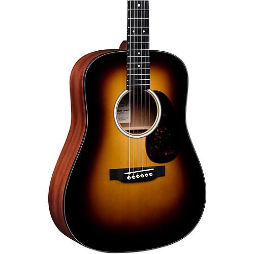 Martin DJr-10 Burst Dreadnought Junior Acoustic Guitar