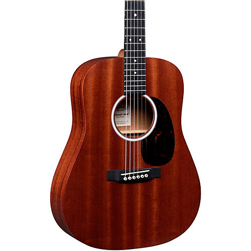 Martin DJr-10 Sapele Top Dreadnought Junior Acoustic Guitar