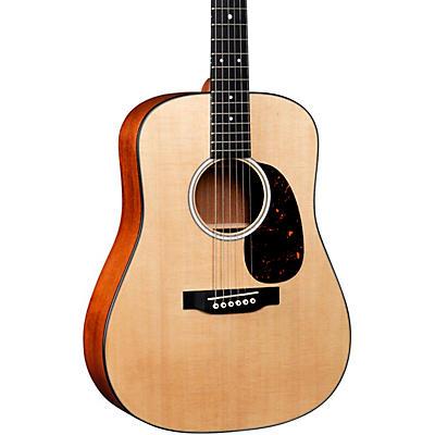Martin DJr-10 Sitka Top Dreadnought Junior Acoustic Guitar