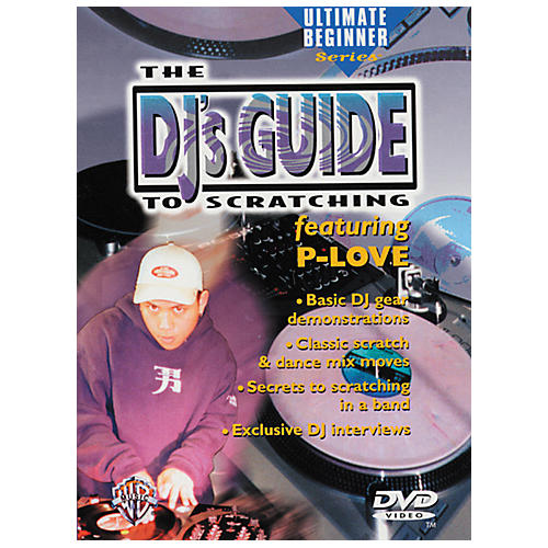 Alfred DJ's Guide to Scratching DVD