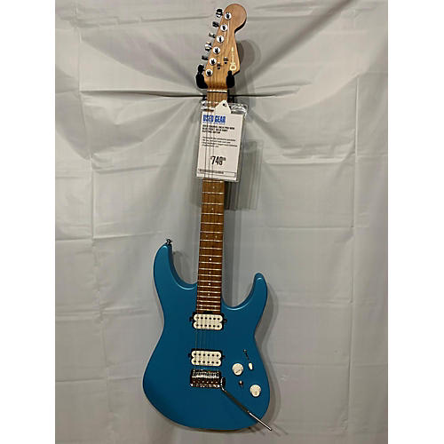 Charvel DK24 PRO MOD Solid Body Electric Guitar BLUE FROST