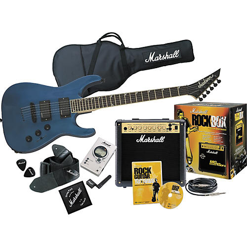 marshall dkmgt dinky electric guitar and rockbox guitar amp package musician 39 s friend. Black Bedroom Furniture Sets. Home Design Ideas