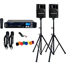VocoPro DKP-MIX PLUS Digital Karaoke Player Bundle